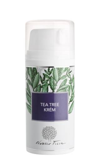 Tea tree krém (Čistiaci krém Tea extra) 100 ml