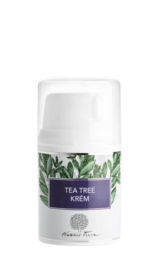 Tea tree krém (Čistiaci krém Tea extra) 50 ml